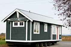 Veritas Galleries and Endless Possibilities Small Tiny House, Small Homes, Mobile Home Exteriors, Park Model Homes, Tiny Spaces, Shed, Outdoor Structures, Treehouse, Architecture