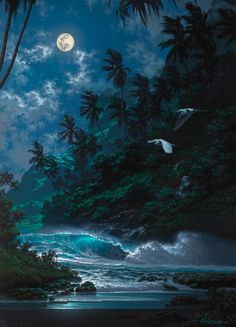 roy tabora paintings | Hawaii Paintings by Roy Gonzalez Tabora - AmO Images - AmO Images