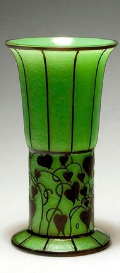 Vase, 1915 Bolek, Hans - Lötz Wwe., Klostermühle