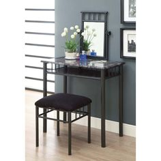 Princeton Metal Vanity Set - I 3062