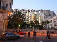 Algiers night time