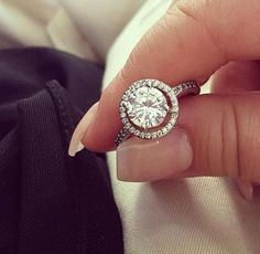 #gorgeous #diamonds #ring