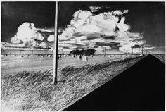 Wolfgang Werkmeister - Westküstenzyklus-Nordsee - Galerie - Wolfgang Werkmeister