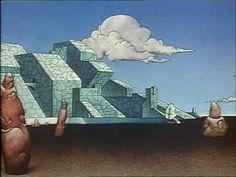 La prisionera Spaceship, Planets, Sci Fi, Illustration, Concrete, Random Stuff, Films, Inspiration, Youtube