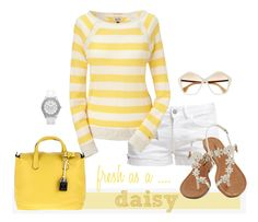 Yellow by Coastal Style Blog