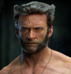 Hugh Wolverine, Wolverine Movie, Wolverine Art, Bradley Cooper Shirtless, Marvel Dc, Dc Comics, Pose, Marvel Comic Character, Cute Girl Pic