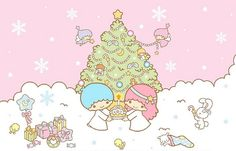 Little Twin Stars by *Hello Kitty*, via Flickr