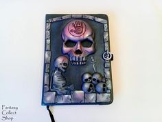 Dark Brotherhood diary Notebook Handmade notepad writing pad
