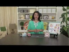 Cricut® Craft Room video tutorial for creating projects with your Cricut® machine using cartridges from Close To My Heart. #CTMH