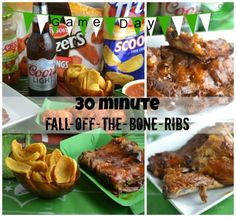 Share with friends30 minute Fall off the Bone Ribs #BigGameAdvantEdge This shop has been compensated by Collective Bias, Inc. and its advertiser. All opinions are mine alone. This content is intended for readers who are 21 and over. #CollectiveBiasIn my house we are big Football lovers. #BigGameAdvantEdge We live for the big game. If you …