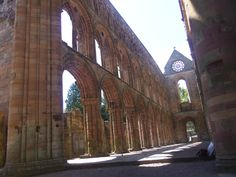 Abbey Scotland