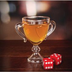 Celebrate Life S Great Triumphs With A Table Full Of Winners And This Cool Shot Gl