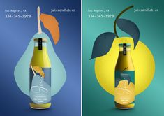 verPACKung Juice & Lab on Packaging of the World - Creative Package Design Gallery Your Guide To Peg Fruit Packaging, Food Packaging Design, Beverage Packaging, Bottle Packaging, Packaging Design Inspiration, Branding Design, Coffee Packaging, Corporate Design, Identity Branding