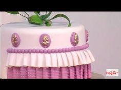 Como hacer drapeados elegantes - Hogar Tv por Juan Gonzalo Angel - YouTube