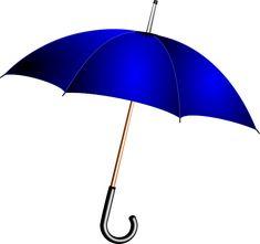 Umbrella, Blue, Rain, Weather - Free Image on Pixabay