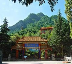 Baiyun Mountain (White Cloud Mountain), Guangzhou, China