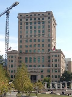 Buncombe County Courthouse - Asheville NC