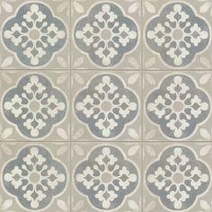 Pantone's Color of the Year: Classic Blue | Bedrosians Tile & Stone Shower Floor, Tile Floor, Shower Walls, Encaustic Tile, Tiles Online, Stone Tiles, Cement Tiles, Pebble Stone, Floor Decor