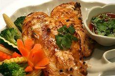 Steamed Chicken Recipe by Shireen Anwar | RecipesFab.com