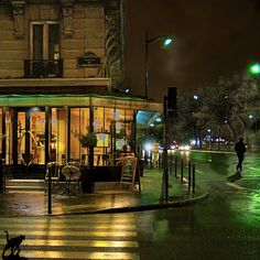 a night cafe - Google Search
