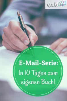 Meldet Euch zur unserer kostenlosen (!) E-Mail-Serie an und bekommt wertvolle Tipps wie Ihr in nur 10 Tagen zum eigene Buch gelangt! Gleich anmelden: http://www.epubli.de/blog/in-10-tagen-zum-eigenen-buch-ihre-reise-zur-veroeffentlichung #epubli #schreibtipps #buchmarketing
