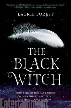 Cover Reveal: The Black Witch by Laurie Forest - On sale May 2, 2017! #CoverReveal