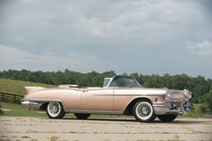 1958 Cadillac Eldorado Biarritz Convertible - this is actually pretty awesome