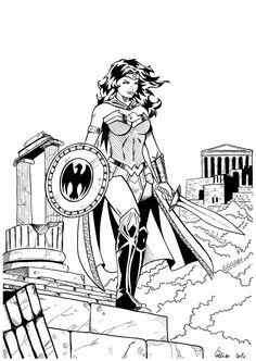 Wonder Woman : 75 ans