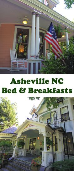 Find the best historic Bed & Breakfast Inns in Asheville, North Carolina: http://www.romanticasheville.com/bedandbreakfast.html