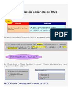La Constitución Esquemas Education, Teaching, Training, Educational Illustrations, Learning, Studying