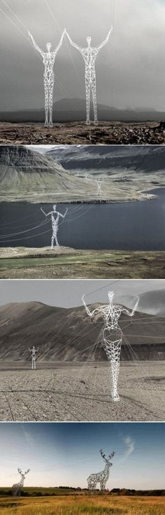 Iceland. Proof that there is always an elegant solution to be applied.