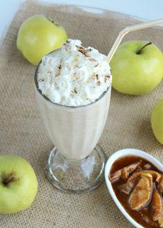 Apple Pie Milkshake Recipe