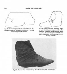 Viking age shoe designs found part 10