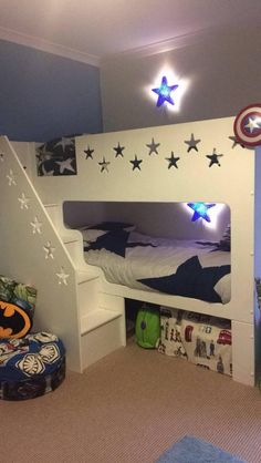 Bunk Beds For Girls Room, Boys, Home Decor, Baby Boys, Decoration Home, Room Decor, Interior Design, Home Interiors, Sons