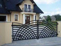 Ogrodzenia bramy barierki firmy SOLMET