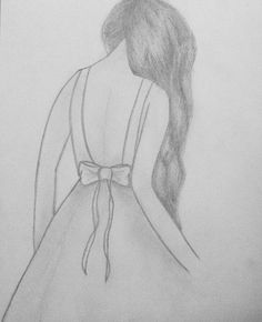 Girl Drawing Sketches, Art Drawings Sketches Simple, Pencil Art Drawings, Cute Drawings, Pencil Drawing Inspiration, Fashion Design Drawings, Art Sketchbook, Billie Eilish, Ideas
