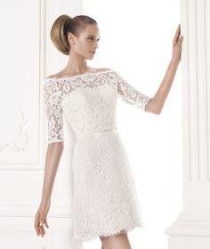 Robes de mariée de la collection Modern Bride 2015 - Pronovias