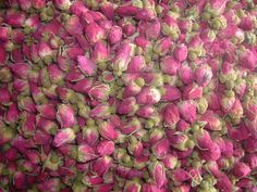 dried flowers for tea -