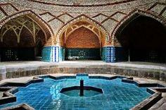 Qajar Historical bathhouse Qazvin, Iran  travel to Iran with us http://comingtoiran.com/