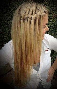 fryzury warkocze - Szukaj w Google