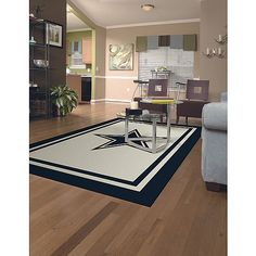 Dallas Cowboys Area Rugs