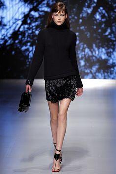 Sfilata Salvatore Ferragamo Milano - Collezioni Autunno Inverno 2013-14 - Vogue