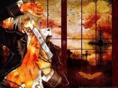 anime art vampire - Google Search