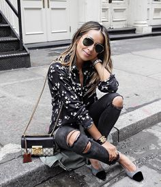 All day, every day in our Brooklyn Skinnies! ❤️   shopsincerelyjules.com