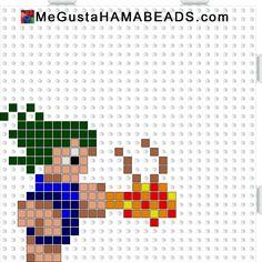 MeGustaHAMABEADS.com: Hama Beads Lemmings Parte 2