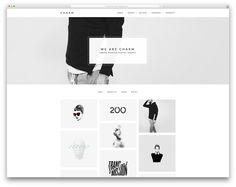 charm-simple-portfolio-website-template