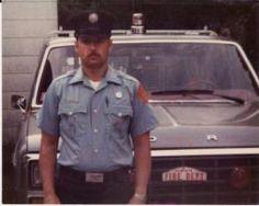 Joel Carlisle. New fireman 1970.