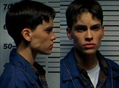 Hillary Swank -Boys Don't Cry Mug Shot