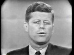 1960 Debate:  JFK vs. Nixon