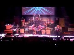 Allman Brothers Band Tower Theater 11-26-11 One Way Out - YouTube